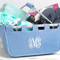 Boston Bags Amp Tags Monograms And Embroidery Are What We