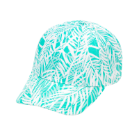 baseball hat in poolside palm