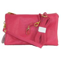 crossbody purse is also a wristlet