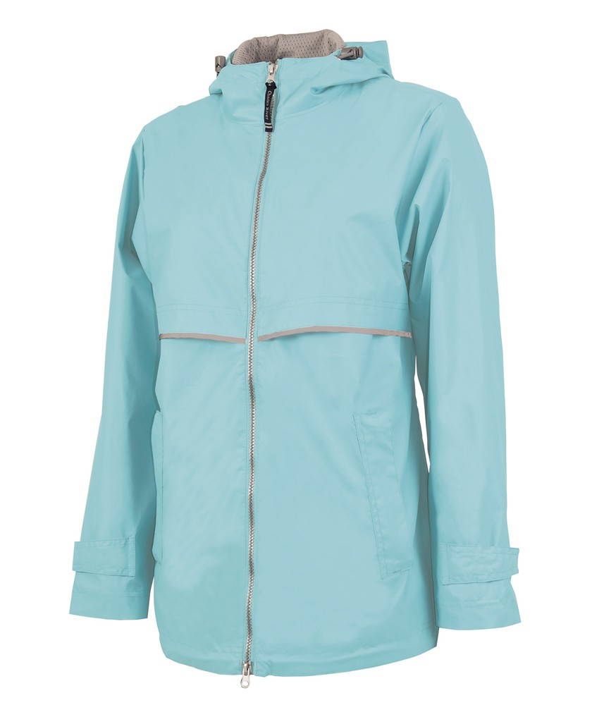 charles river raincoat