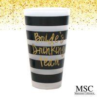 brides cups, bridesmaids