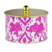 lillys jungle scented 3-wick candle