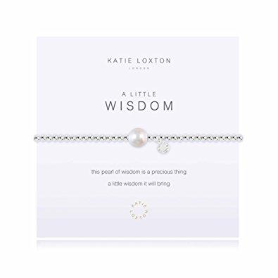 little wisdom bracelet